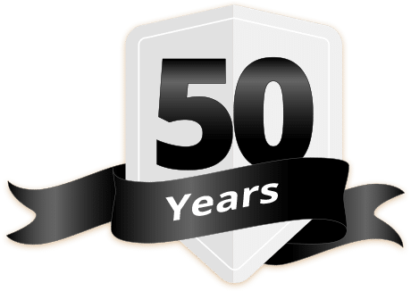 50 years logo - Home